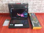 Asus ROG GL503VD  Ci7 SSD 128Gb GTX1050 Garansi panjang | Jual Beli Laptop Surabaya