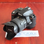 Nikon D3300 Kit 18-55mm VR2 SC 3.xxx | Jual beli Kamera Surabaya
