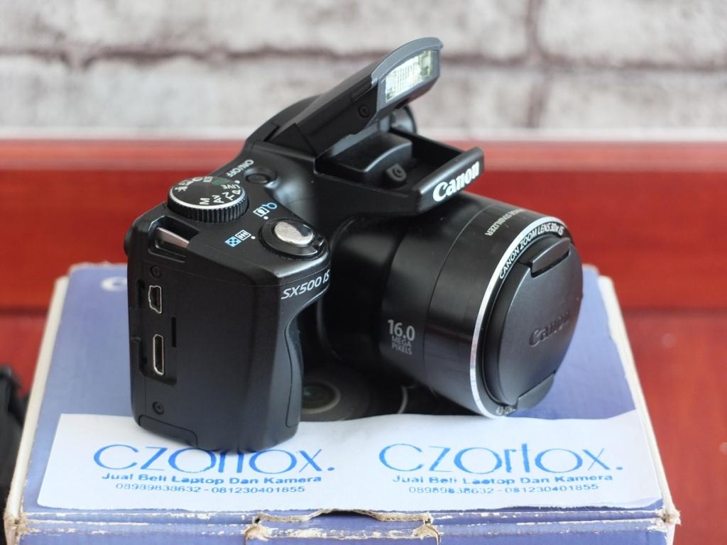 Jual Beli Laptop Kamera | surabaya | sidoarjo | malang | gersik | krian | Canon SX500