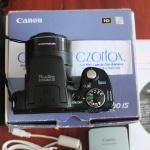 Canon PowerShot SX500 | Jual Beli Kamera Surabaya