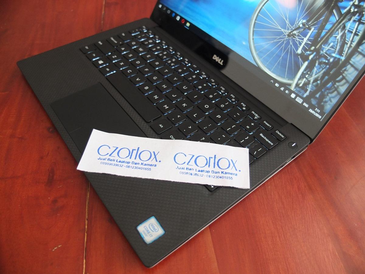 Jual Beli Laptop Kamera | surabaya | sidoarjo | malang | gersik | krian | Dell XPS 9350 Infinity display