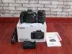 Canon 800D Kit 18-55mm STM Fullset | Jual Beli Kamera Surabaya