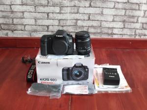 Canon 60D Kit 18-55mm Fullset | Jual Beli Kamera Surabaya