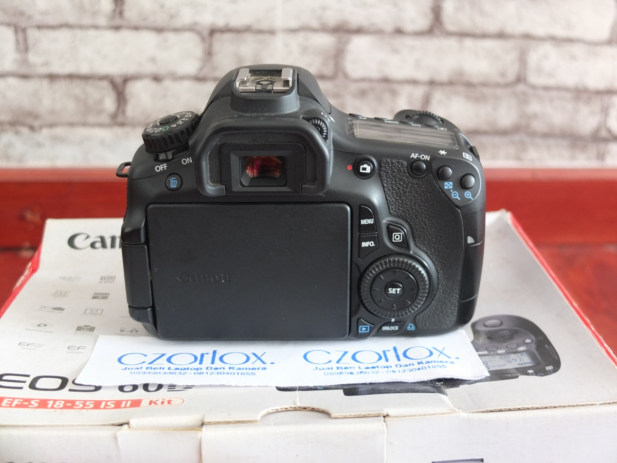 Jual Beli Laptop Kamera   surabaya   sidoarjo   malang   gersik   krian   Canon 60D