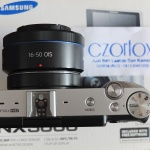 Samsung NX3000 20.3MP CMOS Smart WiFi Mirrorless | Jual Beli Kamera Surabaya