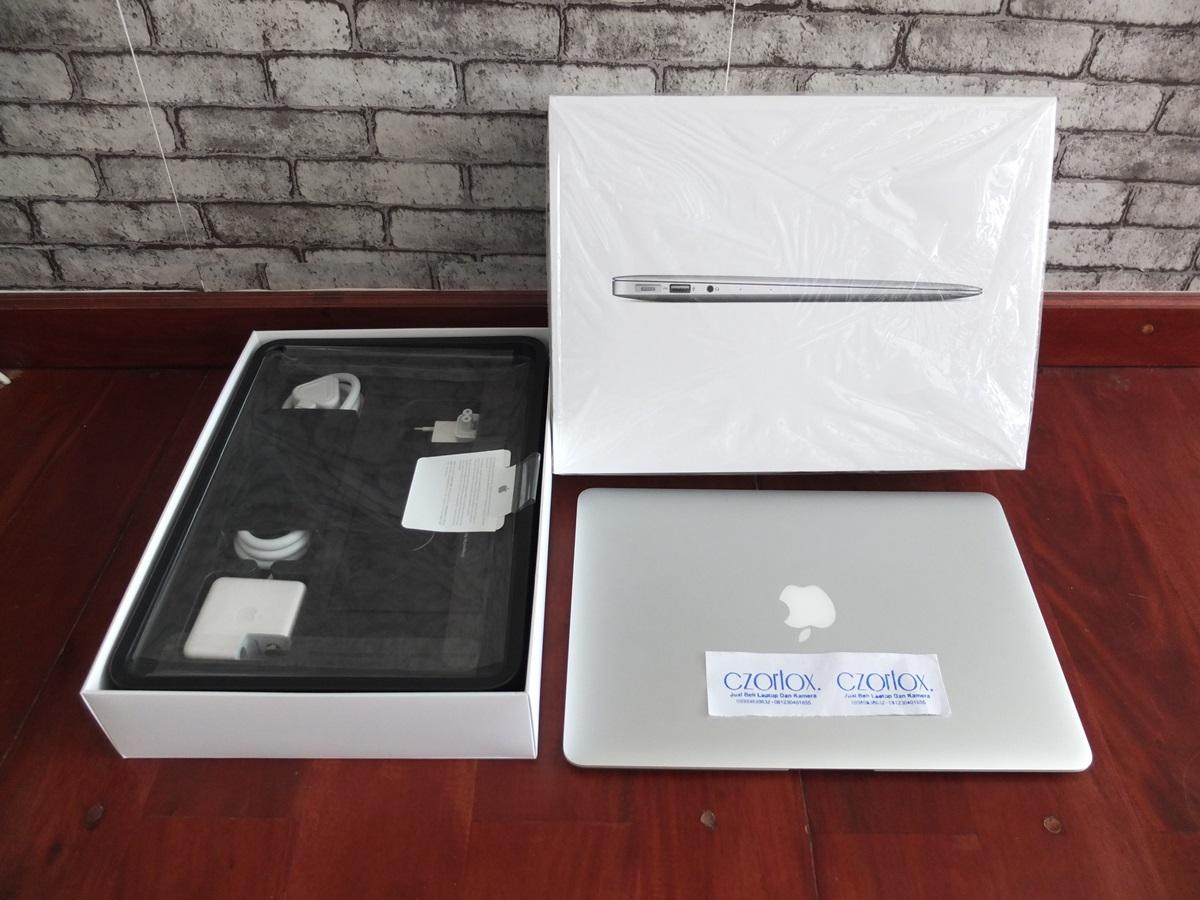 Jual Beli Laptop Kamera | surabaya | sidoarjo | malang | gersik | krian | Macbook Air 13 MQD32