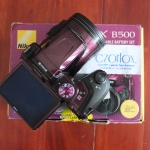 Nikon Coolpix B500 With Zoom Optical 40x | Jual Beli Kamera Surabaya
