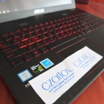 Jual Beli Laptop Kamera | surabaya | sidoarjo | malang | gersik | krian | Asus ROG Gl552VW
