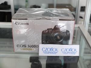 Canon 3000D Kit 18-55mm Buka Segel | Jual Beli Kamera Surabaya