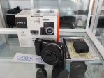 Sony A5000 Lensa 16-50mm OSS Black | Jual Beli Kamera