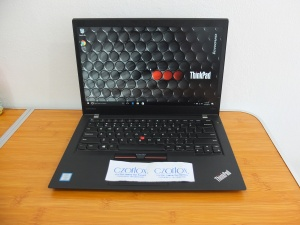 Lenovo Thinkpad T470s Ci7 7600U Dual Batre Garansi Maret 2021 | Jual beli Laptop Surabaya