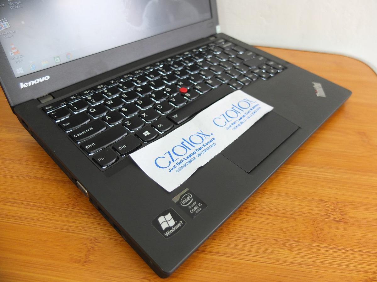 Jual Beli Laptop Kamera | surabaya | sidoarjo | malang | gersik | krian | Lenovo Thinkpad X240