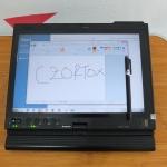 Jual Beli Laptop Kamera | surabaya | sidoarjo | malang | gersik | krian | Lenovo Thinkpad X200 Tablet