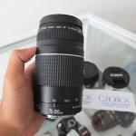 Lensa Canon Tele 75-300mm | Jual Beli Kamera Surabaya