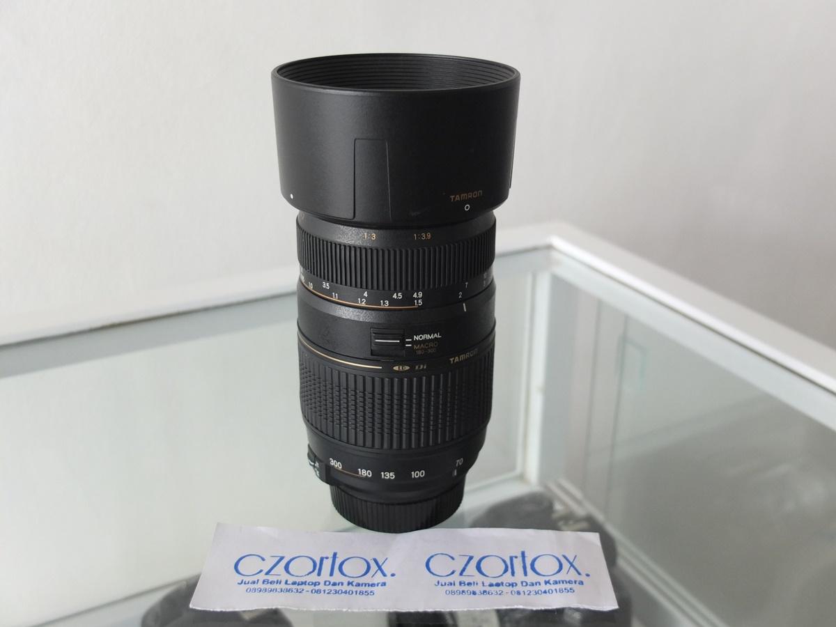 Jual Beli Laptop Kamera   surabaya   sidoarjo   malang   gersik   krian   Lensa tamron 70-300mm For Nikon