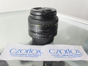 Lensa Nikon AFD 50mm F1.8 | Jual Beli Kamera Surabaya