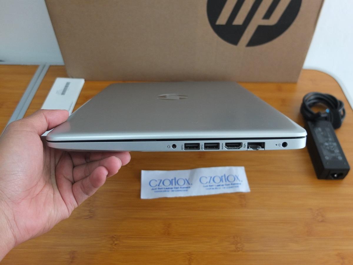 Jual Beli Laptop Kamera | surabaya | sidoarjo | malang | gersik | krian | HP Notebook - 14-cm0078au