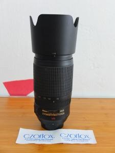 Nikon AF-S 70-300mm F/4.5-5.6G IF ED VR Nikkor   Jual Beli Kamera Surabaya