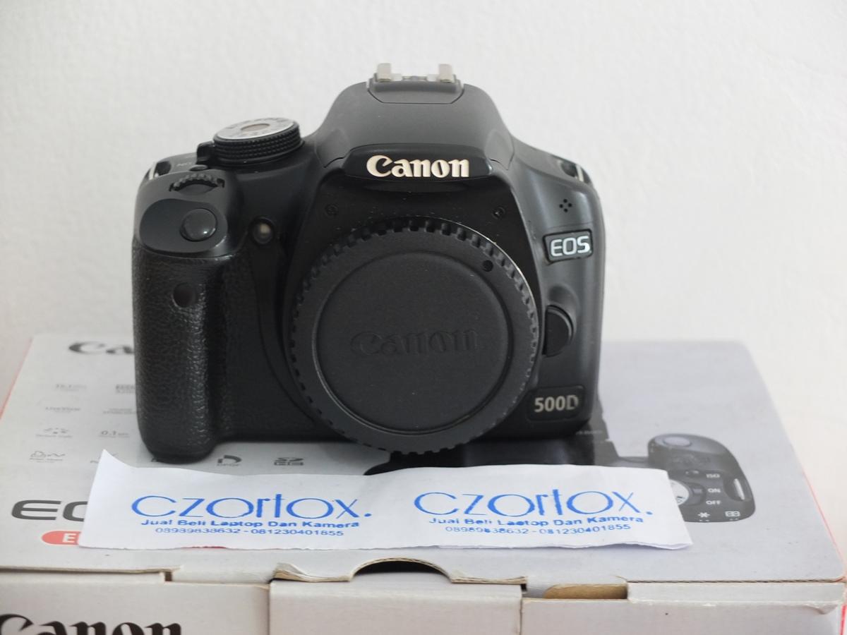 Jual Beli Laptop Kamera   surabaya   sidoarjo   malang   gersik   krian   Canon 500D