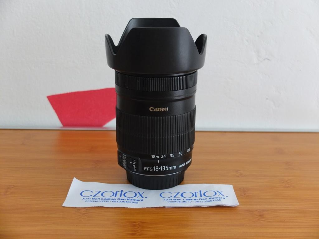 Jual Beli Laptop Kamera | surabaya | sidoarjo | malang | gersik | krian | Lensa Canon 18-135mm