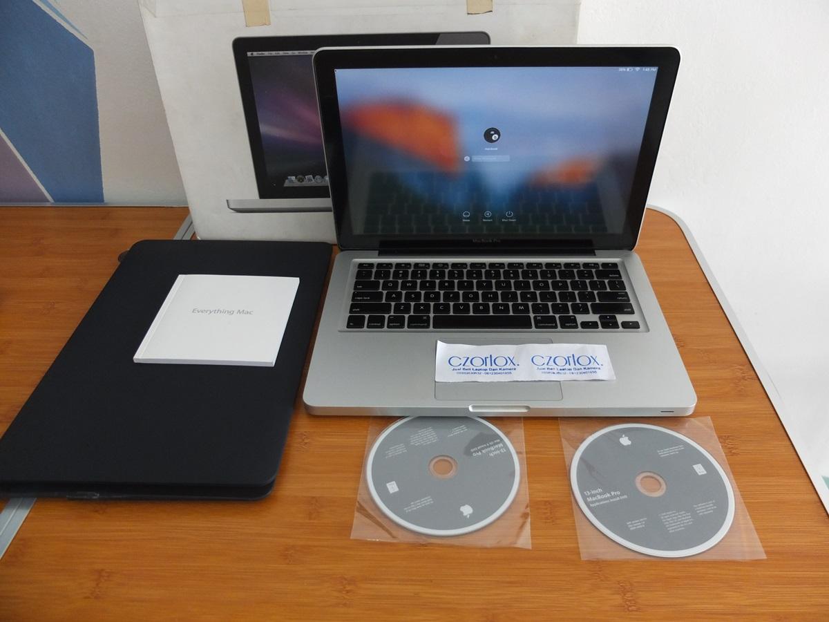 Jual Beli Laptop Kamera | surabaya | sidoarjo | malang | gersik | krian | Macbook Pro MB990