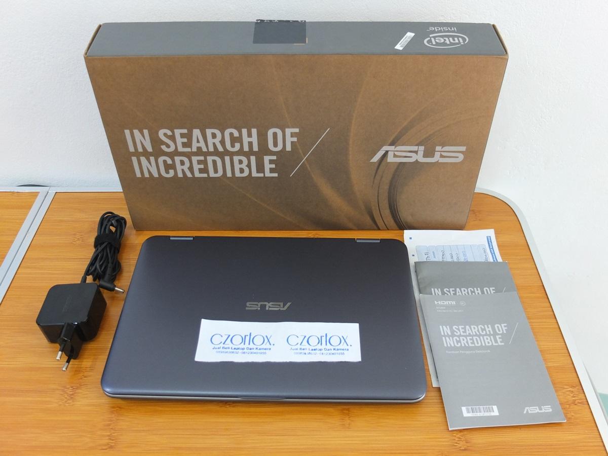 Jual Beli Laptop Kamera | surabaya | sidoarjo | malang | gersik | krian | Asus Transformer TP203NAH
