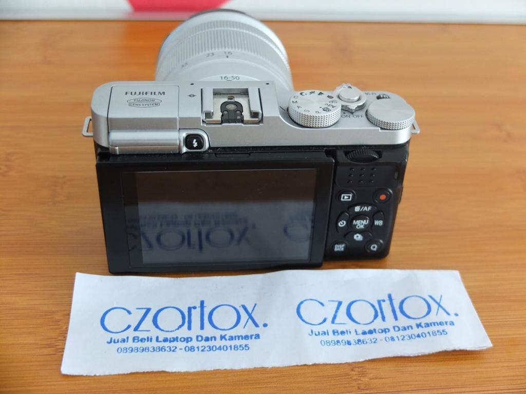 Fujifilm X-A2 Lensa 16-50mm