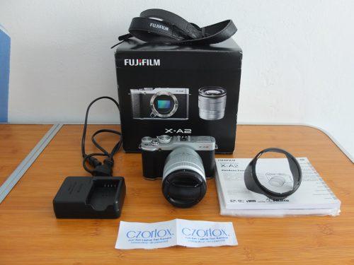 Fujifilm X-A2 Lensa 16-50mm   Jual Beli Kamera Surabaya