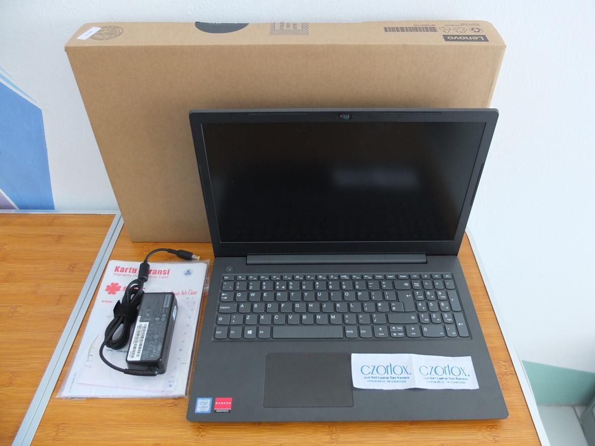Jual Beli Laptop Kamera | surabaya | sidoarjo | malang | gersik | krian | Lenovo V130-15IKB