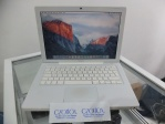 Macbook white C2D NVIDIA 9400 | Jual beli laptop surabaya