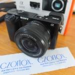 Sony A6000 Lensa 16-50mm OSS Black | Jual Beli Kamera Surabaya