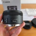 Jual Beli Laptop Kamera | surabaya | sidoarjo | malang | gersik | krian | Canon 50mm F.18 STM