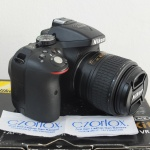 Nikon D5300 Kit 18-55mm VR II Built in Wi-Fi
