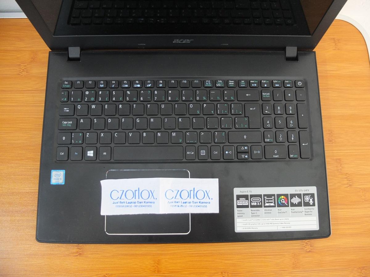 Jual Beli Laptop Kamera   surabaya   sidoarjo   malang   gersik   krian   Acer E5-575