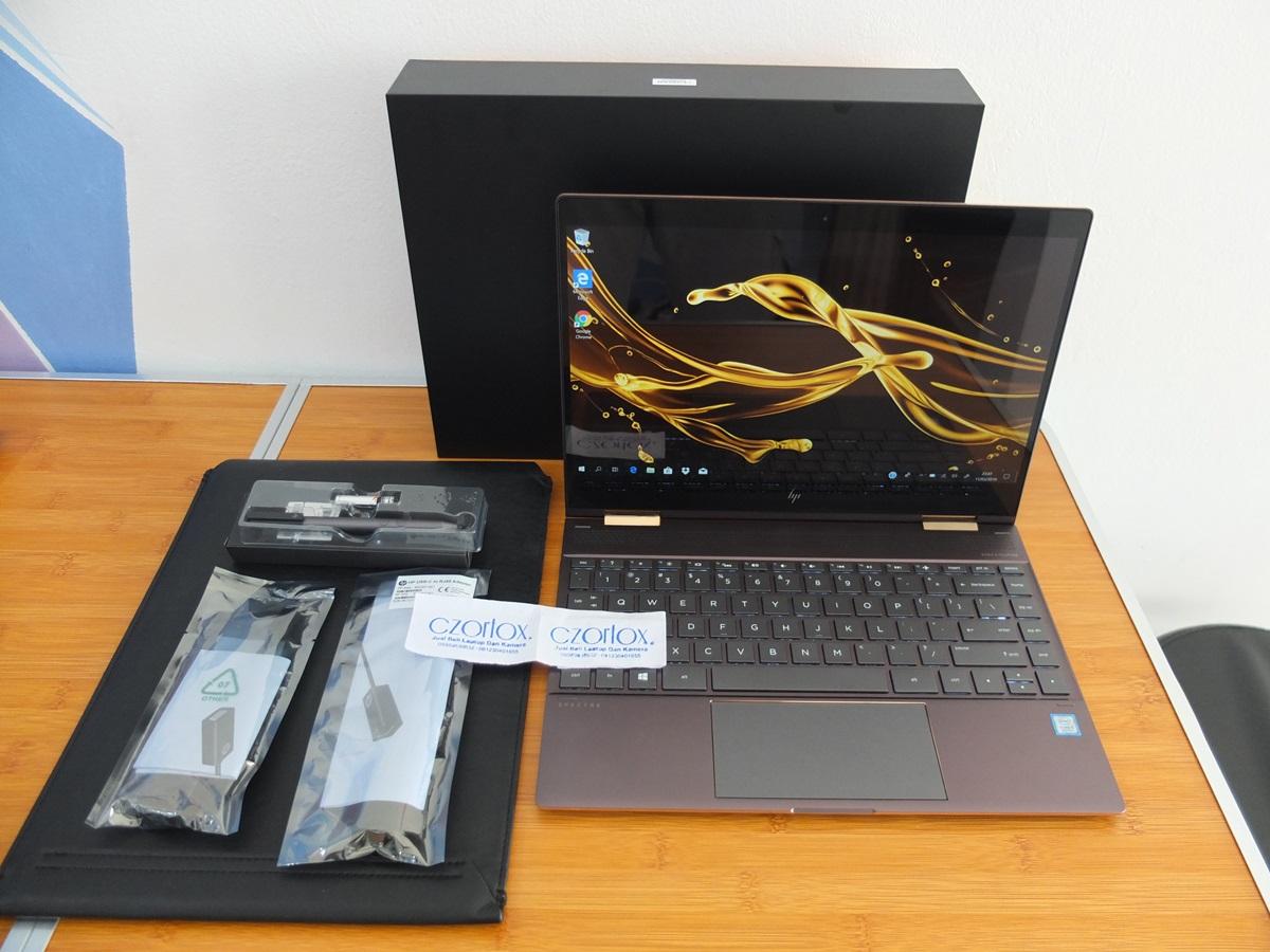 Jual Beli Laptop Kamera   surabaya   sidoarjo   malang   gersik   krian   Hp Spectre X360 Convertible