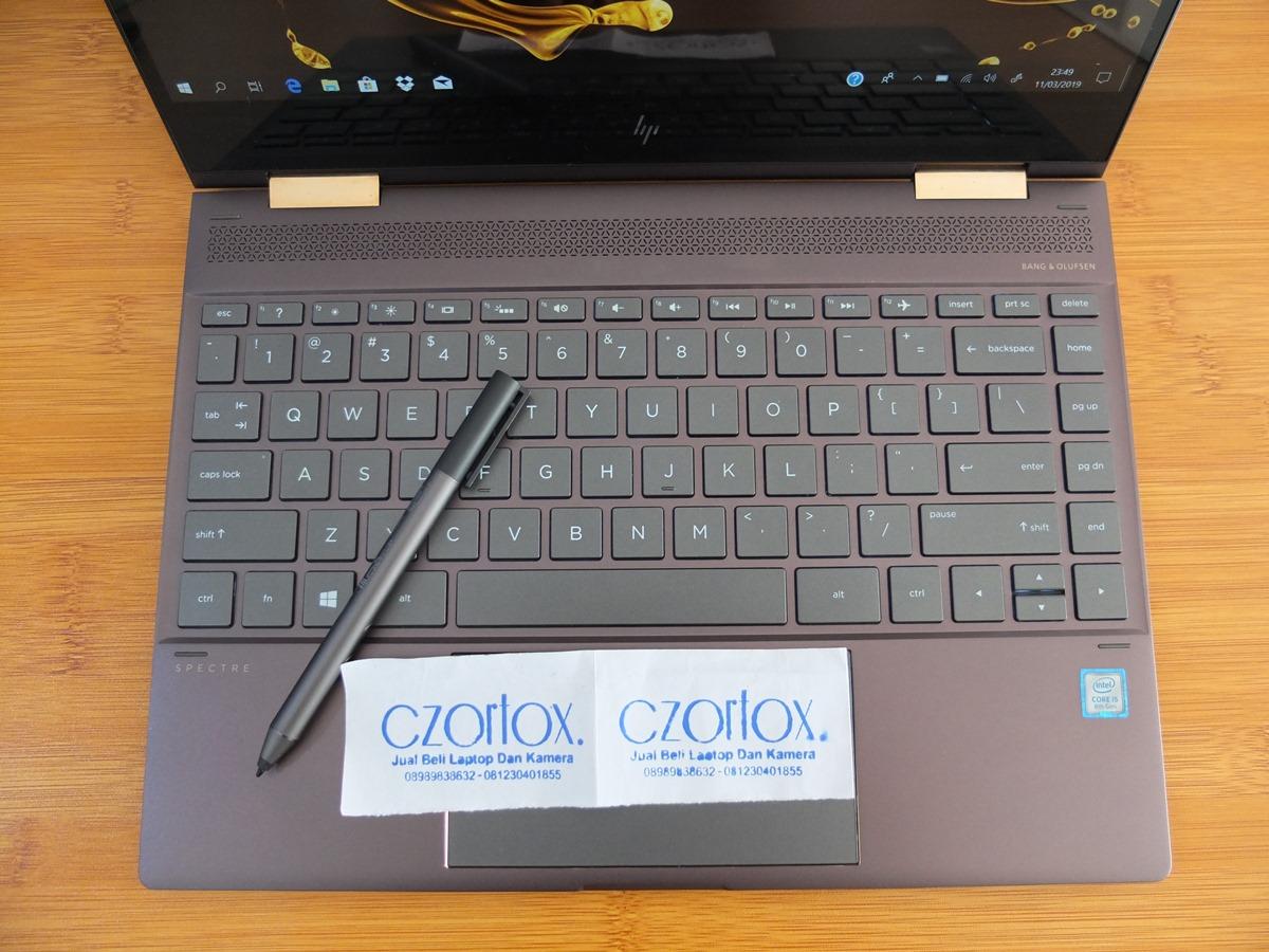 Jual Beli Laptop Kamera | surabaya | sidoarjo | malang | gersik | krian | Hp Spectre X360 Convertible