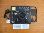Nikon Coolpix S3700 Wifi with 8x Optical | Jual Beli Kamera Surabaya