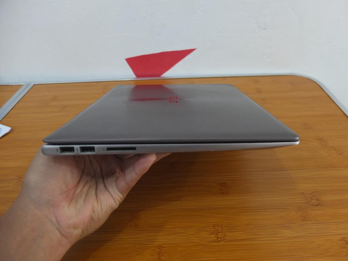 Jual Beli Laptop Kamera | surabaya | sidoarjo | malang | gersik | krian | Asus Zenbook UX303ub