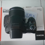 Sony DSC-H400 20.1Mp Super Zoom 63x Optical
