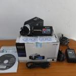 Handycam SONY DCR SR21E Zoom 67x HDD 80Gb | Jual Beli Kamera Surabaya