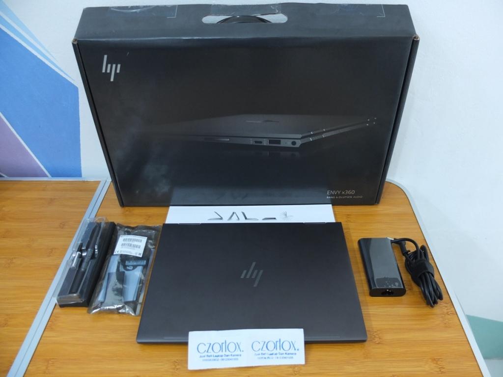 Jual Beli Laptop Kamera | surabaya | sidoarjo | malang | gersik | krian | Hp Envy X360 Convertible