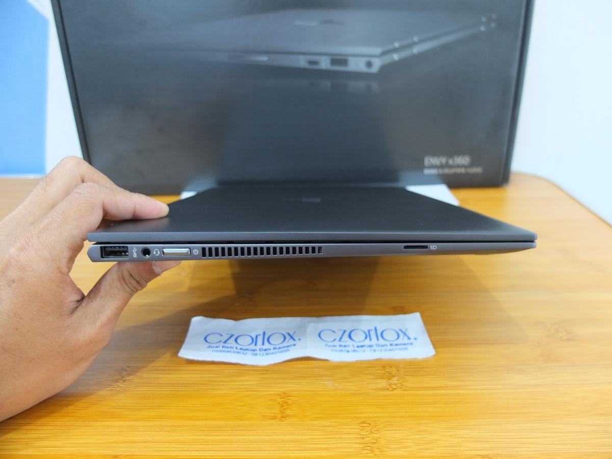 Jual Beli Laptop Kamera   surabaya   sidoarjo   malang   gersik   krian   Hp Envy X360 Convertible