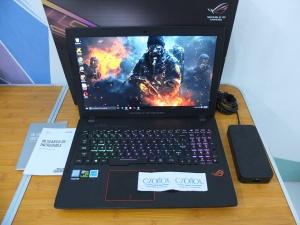 Asus ROG GL553VD Ci7 SSD 256Gb GTX 1050   Jual Beli Laptop Surabaya