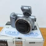 Sony Nex 5T kit 16-50mm Wifi | Jual Beli Kamera Surabaya