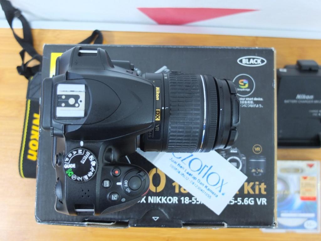 Jual Beli Laptop Kamera | surabaya | sidoarjo | malang | gersik | krian | Nikon D3400