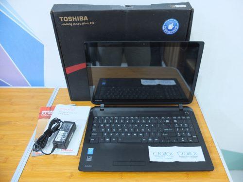 Toshiba C55t Core i3 4005U Touchscreen | Jual Beli Laptop Surabaya