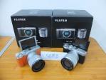 Fujifilm X-A2 Lensa 16-50mm Mulus