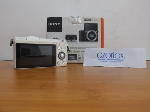 Sony A5000 Lensa 16-50mm Muluss