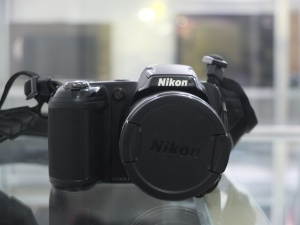 Nikon L340 With Zoom Optical 28x