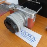 Fujifilm X-A5 XA5 Lensa 15-45mm cocok buat vlog
